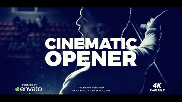 Thumbnail for Cinematic Opener