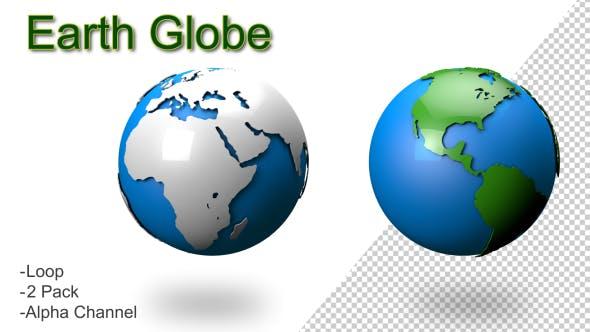 Thumbnail for Welt Globe 01