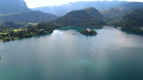 Cover Image for Slovenia Beautiful Nature - Resort Lake Bled.