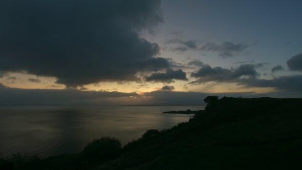Thumbnail for Sunrise at the Sea - Isle of Skye, Highland Region, Scotland -