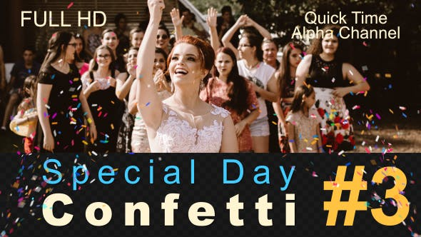 Thumbnail for Confetti Special Day 3