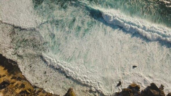 Thumbnail for Rocky Coastline on the Island of Bali