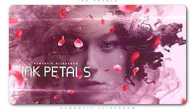 Ink Petals Romantic Slideshow