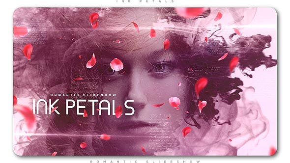 Thumbnail for Ink Petals Romantic Slideshow