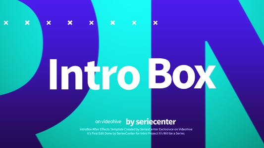 Cover Image for IntroBox  | Intro