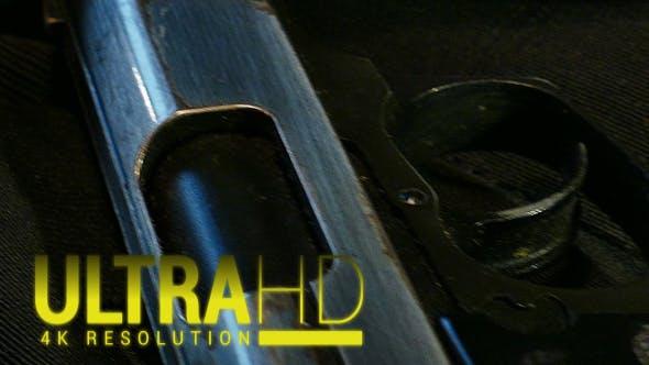 Thumbnail for Semi- Automatic Pistol