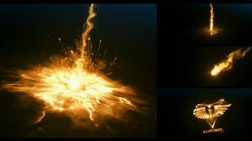 Particle Hit Logo