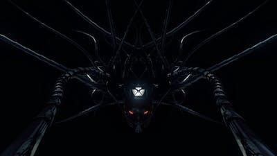 Cyborg Head VJ