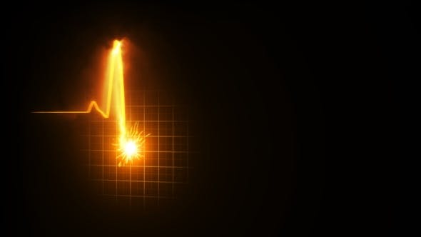 Thumbnail for Three-dimensional Fire Pulse of Heartbeat, Two Lines