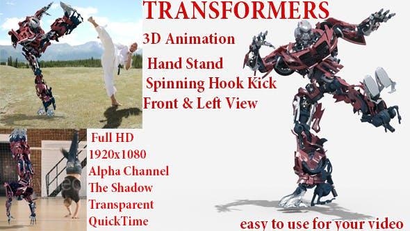 Machine Transformers Sports