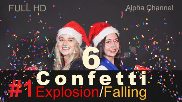 Cover Image for Confetti