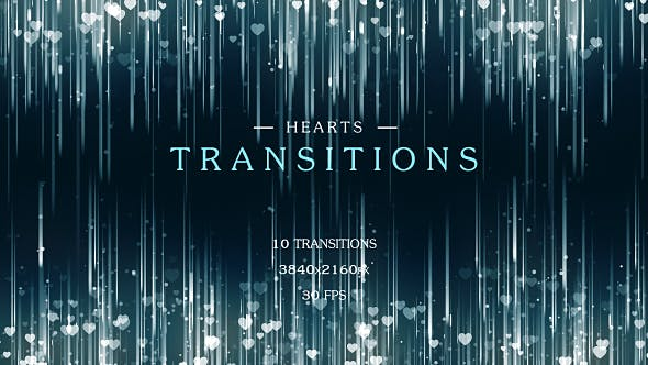 Thumbnail for Hearts Transitions