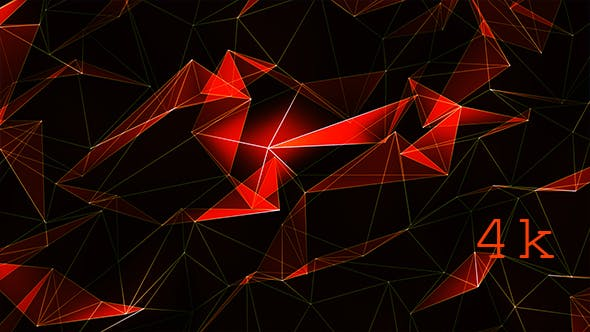 Thumbnail for Red Polygonal Refraction