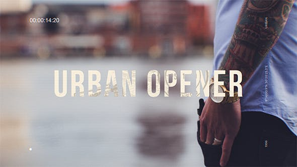 Cover Image for Urban Opener