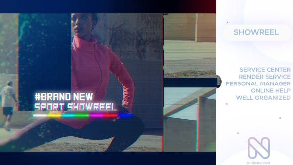 Thumbnail for Showreel