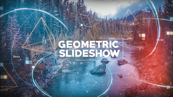 Thumbnail for Geometric Slideshow