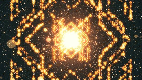 Thumbnail for Partikelschleife Hintergrund