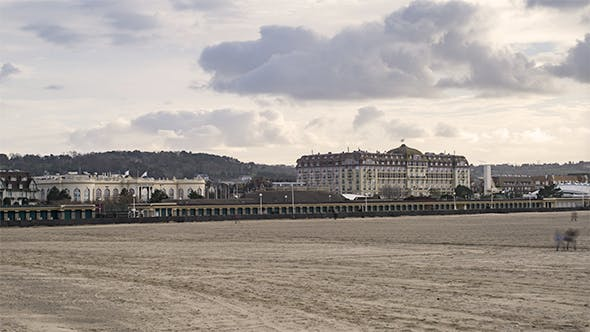 Thumbnail for Deauville, Normandy, France - The Casino