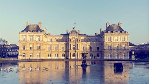 Paris, France - The Jardin du Luxembourg