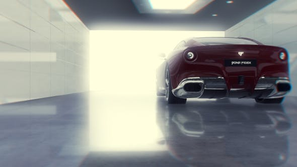 Thumbnail for Sport Car Showroom