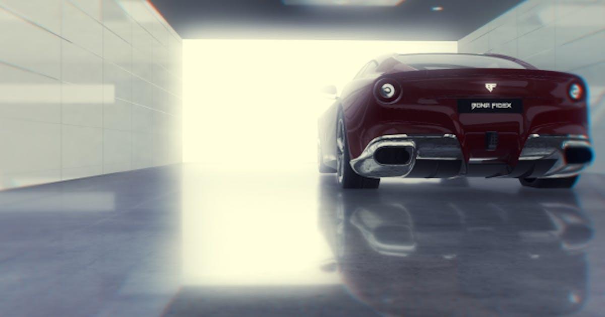 Sport Car Showroom