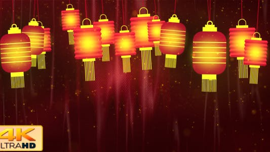 Thumbnail for Chinese Lantern Lights 7