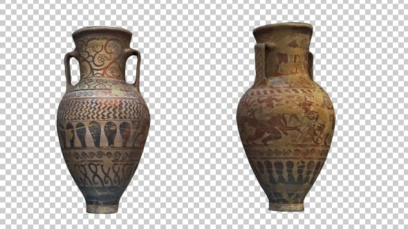 Thumbnail for Greek Amphora