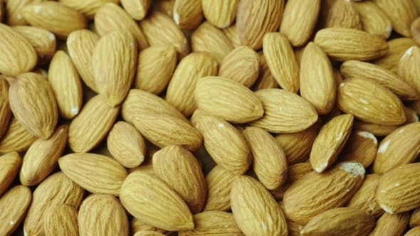 Thumbnail for Almond Seeds. Forest Nuts, Healthy Food.