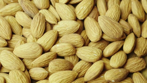 Cover Image for Appetizing Hazelnuts Are Almonds. Ingredient for Many Dishes and Confectionery