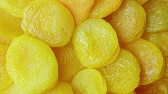 Thumbnail for Appetizing Dried Apricots - Healthy Food