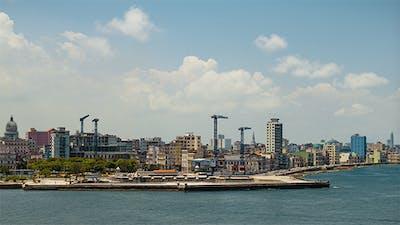 La Havana, Cuba   The Malecón