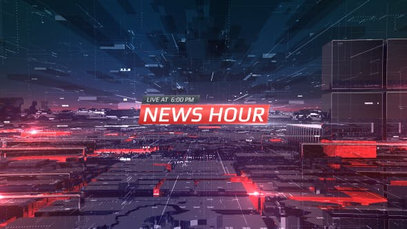 Thumbnail for News Hour Opener