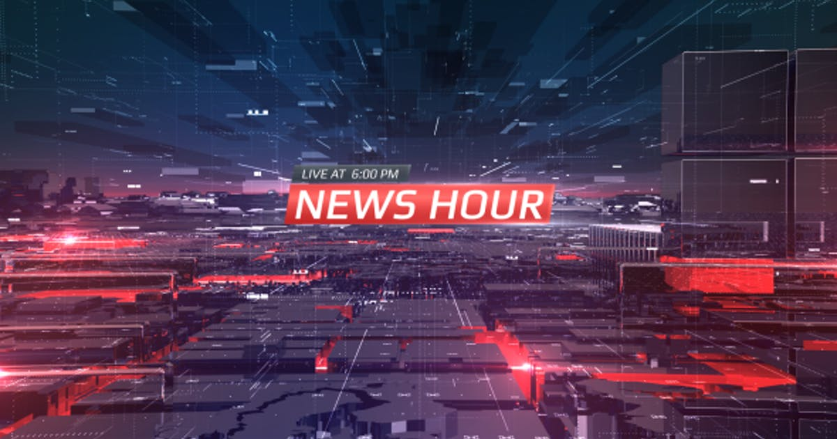 Download News Hour Opener by RwTemplates