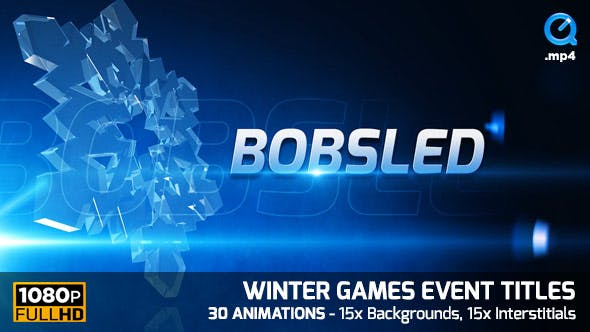 Thumbnail for Winter Games Event Titles HD