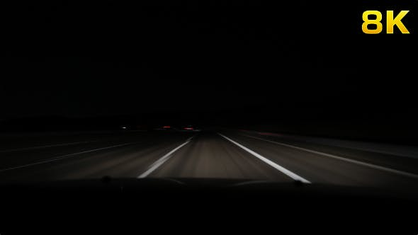 Thumbnail for Long Distance Travel by Car at Night
