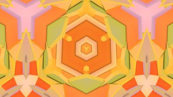 Thumbnail for 3D Kaleidoscope Pattern