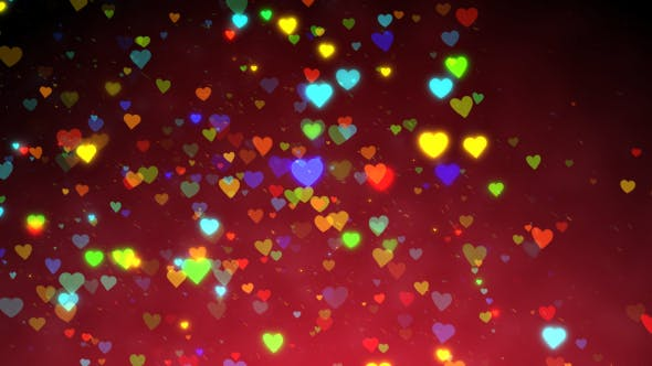 Thumbnail for Hearts Colorful