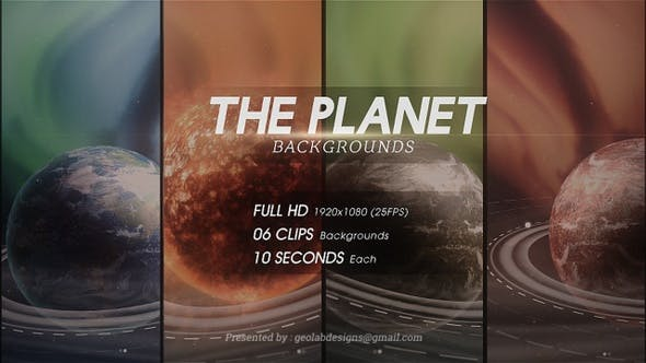 Thumbnail for The Planet Backgrounds