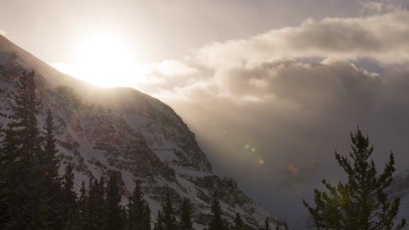 Thumbnail for Sun Setting Behind