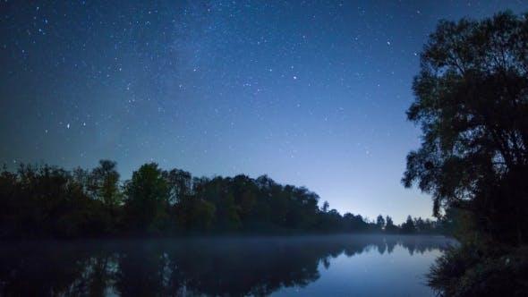 Stars Movement at River