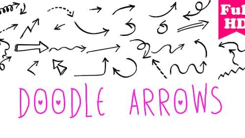 Doodle Arrows