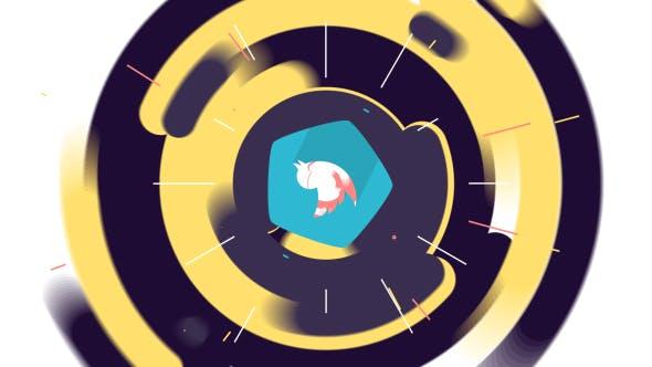 Thumbnail for Animación del Logo de colores planos