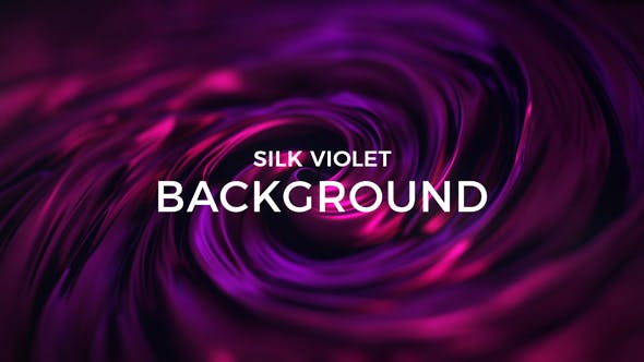 Thumbnail for Violet Silk Background
