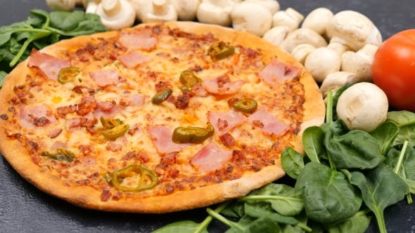 Thumbnail for Delicious Homemade Pizza