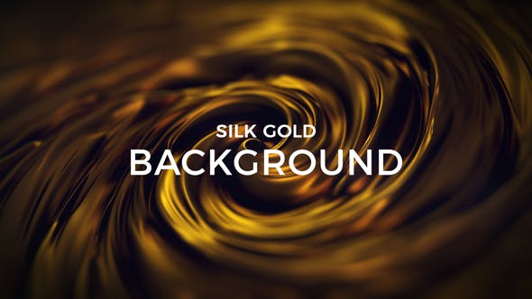 Thumbnail for Gold Silk Background
