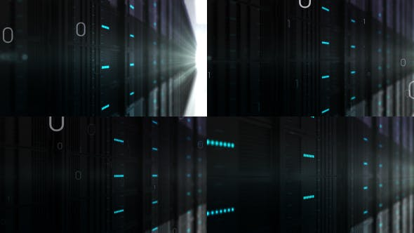 Thumbnail for Data Server Room 02