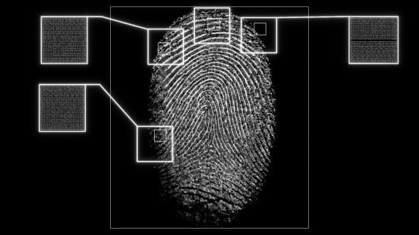 Thumbnail for Digital Fingerprint - Fingerprint Scanning Pack