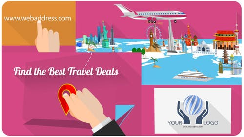 Travel Site / Travel Agency Promo