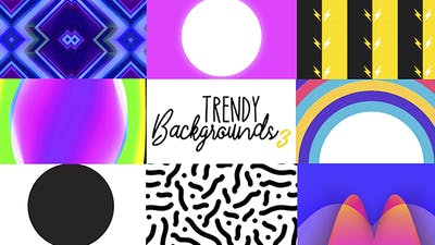 Trendy Backgrounds 3