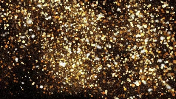 Thumbnail for Abstract Background with Shining Bokeh Sparkles
